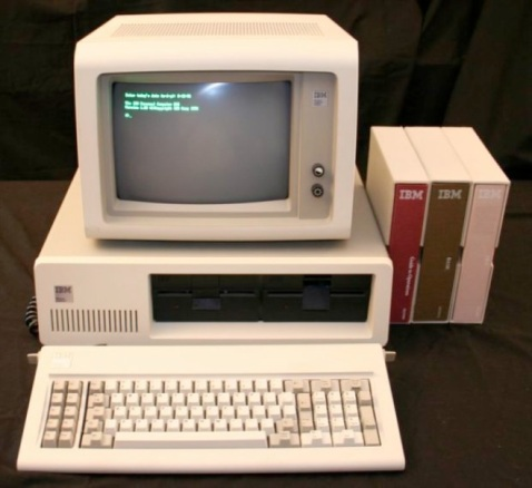 IBM PC 5150 (Vintage-computer.com)